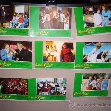 Cine: ESCUELA PRIVADA PARA CHICAS PHOEBE CATES 10 FOTOCROMOS ORIGINALES. Lote 24828984