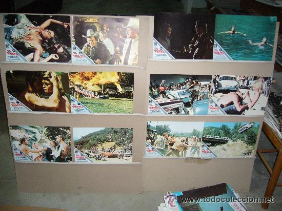 HI-RIDERS LOS INTREPIDOS SALVAJES JUEGO COMPLETO (Cine - Fotos, Fotocromos y Postales de Películas)