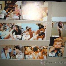 Cine: CHICLE PICANTE 9 FOTOCROMOS ORIGINALES. Lote 24272472