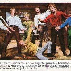 Cine: CROMO PELÍCULA SIETE NOVIAS PARA SIETE HERMANOS NR.11 COLECCIÓN FLORITA REVISTA PARA NIÑAS AÑOS 50. Lote 26659156