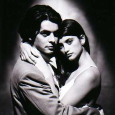 Cine: FOTO DE LA PELICULA DE 1997 ABRE LOS OJOS: EDUARDO NORIEGA Y PENELOPE CRUZ.. Lote 24493583