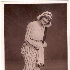 Cine: TARJETA POSTAL DE ACTORES. MISS PHYLLIS DARE. 11817B. ROTARY PHOTO. DELIA DALE IN THE SUNSHINE GIRL.. Lote 26346927