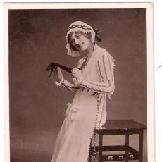 Cine: TARJETA POSTAL DE ACTORES. MISS PHYLLIS DARE. 1181B. ROTARY PHOTO. AS DELIA DALE IN SUNSHINE GIRL.. Lote 26347027