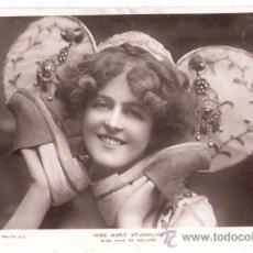 Cine: TARJETA POSTAL DE ACTORES. MISS MARIE STUDHOLME. 4890E. ROTARY PHOTO. MISS HOOK OF HOLLAND.. Lote 26347080