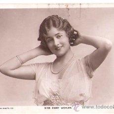 Cine: TARJETA POSTAL DE ACTORES. MISS EMMY WEHLEN. 11717H. ROTARY PHOTO. . Lote 26347139