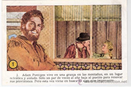 SIETE NOVIAS PARA SIETE HERMANOS -COL.COMPL.32CROMOS TAMAÑO POSTAL-VER FOTOS-(42.617) (Cine - Fotos, Fotocromos y Postales de Películas)