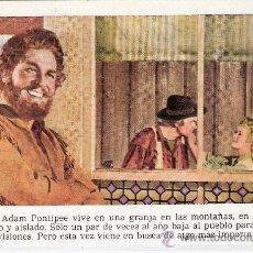 Cine: SIETE NOVIAS PARA SIETE HERMANOS -COL.COMPL.32CROMOS TIENEN TAMAÑO COMO UNA POSTAL-VER FOTOS- (CR-31. Lote 27633903