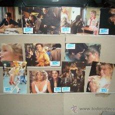 Cine: STAR 80 BOB FOSSE MARIEL HEMINGWAY 11 FOTOCROMOS ORIGINALES. Lote 27991277