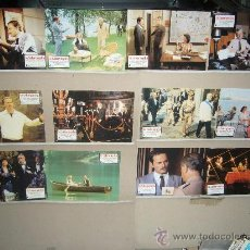 Cine: LA SALAMANDRA ROJA /LA SALAMANDRA FRANCO NERO ANTHONY QUINN CLAUDIA CARDINALE JUEGO COMPLETO. Lote 27996529