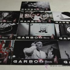 Cine: GARBO EL ESPIA - CINE ESPIONAJE SEGUNDA GUERRA MUNDIAL - COLECCION DE 10 FOTOCROMOS . Lote 28016959