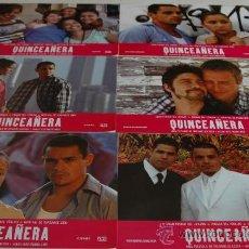 Cine: QUINCEAÑERA - 6 FOTOCROMOS ORIGINALES. Lote 28025912