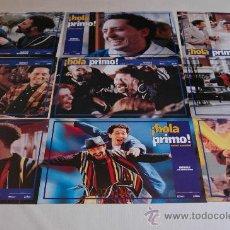 Cine: HOLA PRIMO - 9 FOTOCROMOS ORIGINALES. Lote 28026154