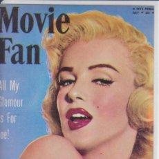 Cine: MARILYN MONROE. POSTAL. 1987.. Lote 28710389