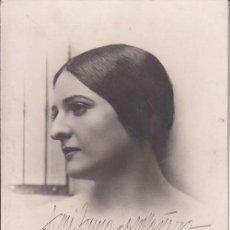Cine: FOTOGRAFÍA DEDICADA: ROSA RODRIGO, ACTRIZ, VEDETTE. 1924 - CABARET. Lote 28765250