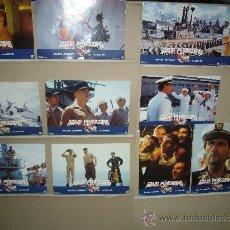 Cine: ABAJO EL PERISCOPIO KELSEY GRAMMER 11 FOTOCROMOS ORIGINALES YY. Lote 29233673