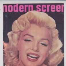 Cine: MARILYN MONROE. POSTAL DE 1987.. Lote 29379015