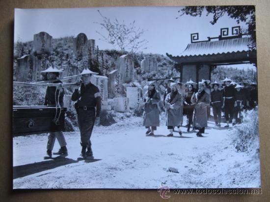 AVENTURA EN HONG KONG LOLA FLORES FOTO (Cine - Fotos, Fotocromos y Postales de Películas)