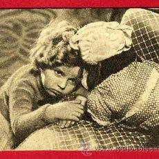 Cine: TARJETA PEQUEÑA , CINE , SHIRLEY TEMPLE, AÑOS 30 , ORIGINAL. Lote 29872340