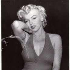 Cine: POSTAL MARILYN Nº 5631 AFTER MIDNIGHT SIN CIRCULAR . Lote 30090235