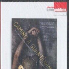 Cine: CAMINO A GUANTÁNAMO DE MICHAEL WINTERBOTTOM DVD NUEVO PRECINTADO. PÚBLICO 2007. Lote 30208778