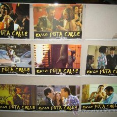 Cine: EN LA PUTA CALLE CINE ESPAÑOL JUEGO COMPLETO YY 5. Lote 30788279