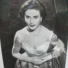 Cine: + IVONNE MITCHELL AÑO 1958, MUJERES EN LA CALLE, ANTIGUA POSTAL. Lote 30864835