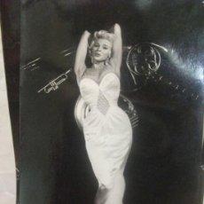 Cine: + JAYNE MANSFIELD QUE DIABLO DE MUJER 1957 ANTIGUA POSTAL. Lote 30864953