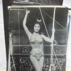 Cine: + GINA LOLLOBRIGIDA ANTIGUA POSTAL AÑO 1956. Lote 30867653