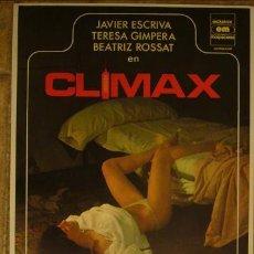 Cine: FOTOGRAMA PELICULA CLIMAX. Lote 31116953