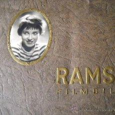 Cine: ALBUM 3 - FILM BILDER RAMSES. Lote 31140261