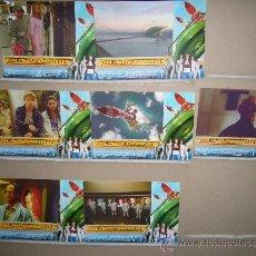 Cine: THUNDERBIRDS 7 FOTOCROMOS ORIGINALES YY(96). Lote 31284299