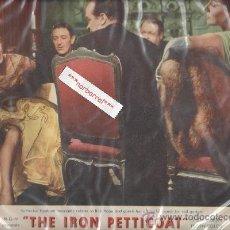 """Cine: 3712-LOBBY CARD DEL FILM """"LA ENAGUA DE HIERRO"""". Lote 31320180"""