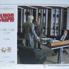 Cine: SET COMPLETO 8 FOTOCROMOS - AMOR PROPIO - VERONICA FORQUE, ANTONIO RESINES, ANABEL ALONSO. Lote 31704336