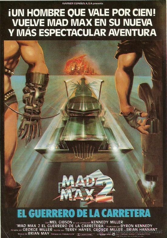 MAD MAX 2 (Cine - Fotos, Fotocromos y Postales de Películas)