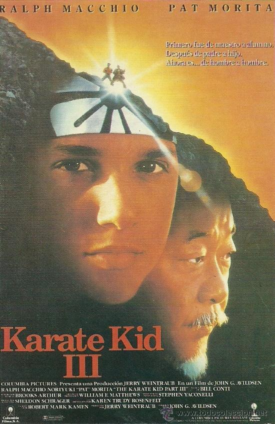 Cine: KARATE KID III - Foto 1 - 31893427