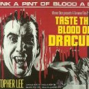 Cine: TASTE THE BLOOD OF DRACULA *** ENVIO CERTIFICADO GRATIS***. Lote 32191213