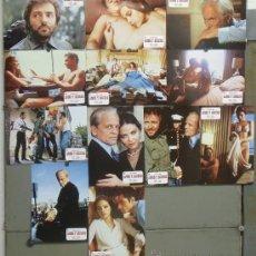 Cine: PD90 AMOR Y DINERO ORNELLA MUTI KLAUS KINSKI SET COMPLETO 12 FOTOCROMOS ORIGINAL ESTRENO. Lote 32571396