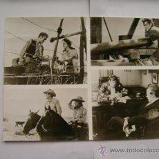 Cine: JAMES DEAN GIGANTE FOTOGRAMA ALEMÁN EN PAPEL FOTOGRÁFICO ORIGINAL AÑOS 50. Lote 32646743