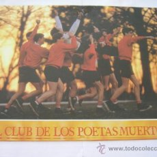 Cine: EL CLUB DE LOS POETAS MUERTOS 8 FOTOGRAMAS ORIGINALES DE LA PELÍCULA. Lote 32983653