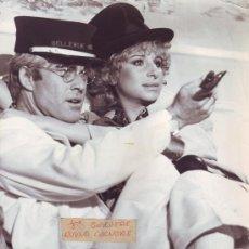 Cine: REDFORD, ROBERT & STREISAND, BARBRA (THE WAY WE WERE. 1972)_COLUMBIA-WARNER DISTRIBUTORS. Lote 33002552