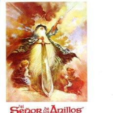 Cine: EL SEÑOR DE LOS ANILLOS (1978) 12 FOTOCROMOS. JUEGO COMPLETO.. Lote 213134735