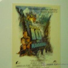 Cine: POSTAL PELICULA FUERZA 10 DE NAVARONE.--HARRISON FORD. Lote 33598768
