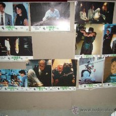 Cine: LA MOSCA II 11 FOTOCROMOS ORIGINALES B (370). Lote 34166712