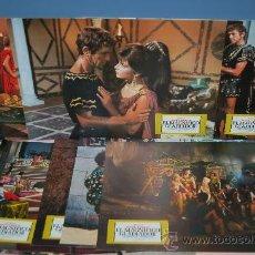 Cine: 12 FOTOCROMOS EL MAGNIFICO GLADIADOR DE 1975. Lote 34205898