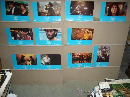 URBAN COWBOY JOHN TRAVOLTA DEBRA WINGER JUEGO COMPLETO B(514) (Cine - Fotos, Fotocromos y Postales de Películas)