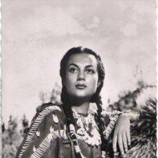 Cine: FOTOGRAFIA TAMAÑO POSTAL.ACTRIZ MEXICANA MARIA ELENA MARQUES. . Lote 34557534