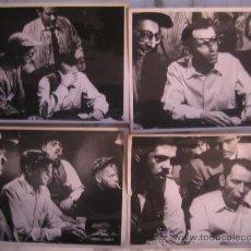 Cine: EL HOMBRE DEL BRAZO DE ORO FRANK SINATRA - 4 FOTOS ESPAÑOLAS ORIGINALES ESTRENO. Lote 34644527