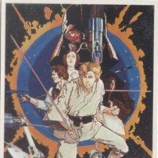 Cine: POSTAL LA GUERRA DE LAS GALAXIAS (STAR WARS). Lote 34976017