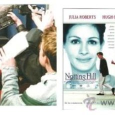 Cine: NOTTING HILL. POSTAL. 1999. Lote 35198549