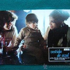 Cinéma: VESTIDA DE AZUL - DIRECTOR ANTONIO GIMENEZ RICO - FOTOGRAFIA TEO ESCAMILLA - 1983 ?. Lote 35381293